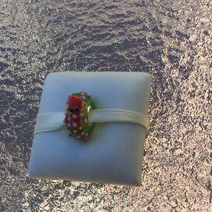 Bead sea creature lobster anyone?Bracelet necklace